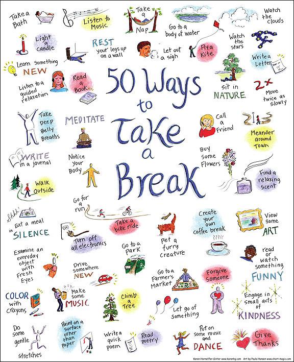 50-ways-to-take-a-break-printable